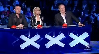 PRIVATE BOXXX - Tv  01 (Italia'_s got talent)
