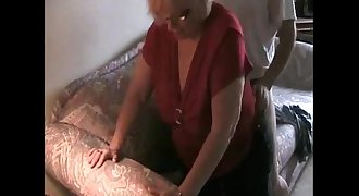 Hot Granny gets creampie from junior Paramour - 666camz.net
