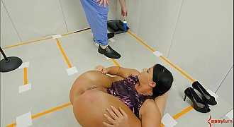 PAWG London River Fucked Hard By Dr Mercies