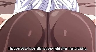 SCHOOLGIRL KNIGHT Unspoiled WHITE PANTIES EP1