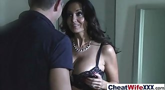 Horny Wifey (ava addams) Cheats In Hard Style Sex Action Tape vid-06