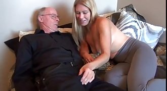 old man fuck his youthful wife