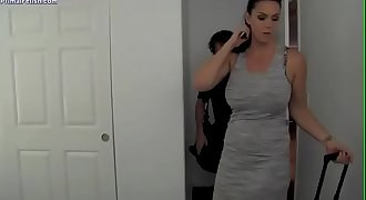 Hot mom consents to me!
