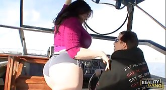 Daphne Rosen - Big Ass Boat Rail